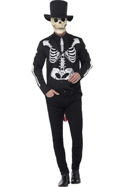 Day of the Dead Senor Skeleton