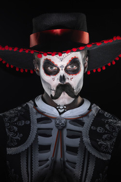 Day of the Dead Kit Senor