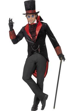 Dracula Black-Red