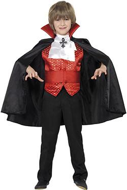 Dracula Vampier Kostuum Kids