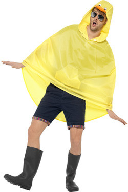 Party Poncho Eend