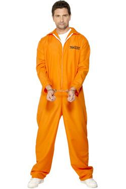 Gevangenispak Oranje Man
