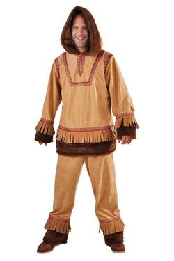 Eskimo Man Bruin