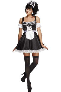 French Maid Flirty