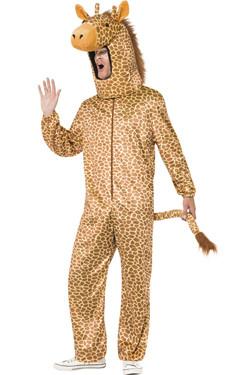 Giraf kostuum
