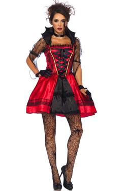 Gothic Vampier Dame