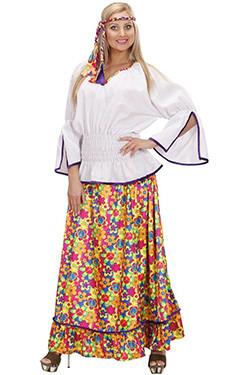 Hippie Vrouw WM
