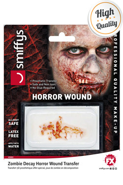 Horror Wond- Tandbederf
