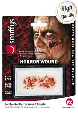 Horror Wond- Zombie Rot