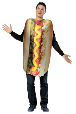 Hotdog Get Real
