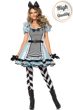 Hypnotic Miss Alice in Wonderland