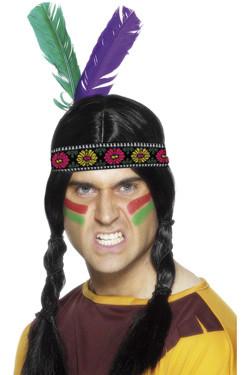 Indiaan Haarband