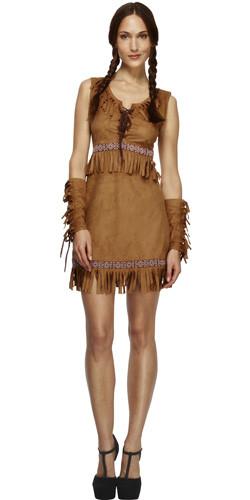 Indiaan Pocahontas Kostuum