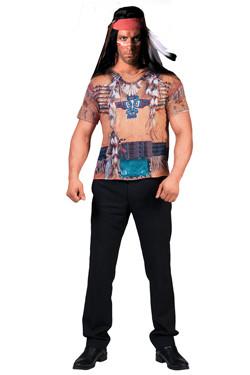 Indiaan T-Shirt