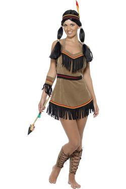 Indiaan Woman