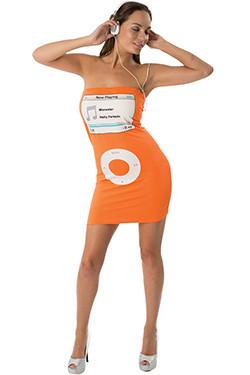 Ipod Jurkje Oranje