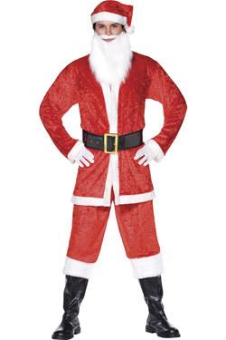 Kerstman Fever Kostuum
