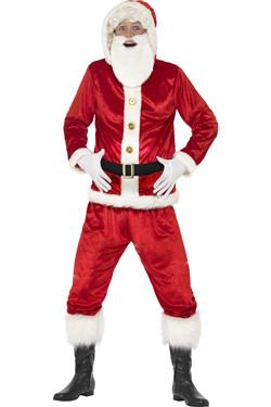 Kerstman kostuum Jolly