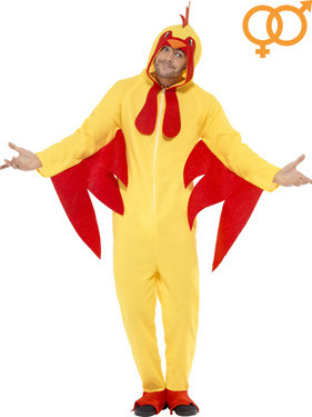 Chicken Jumpsuit