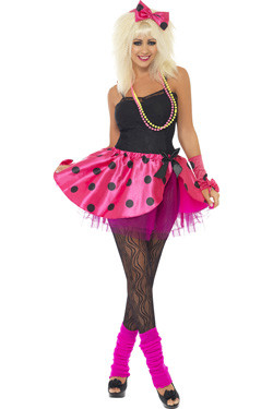 Pink Tutu 80s Kit