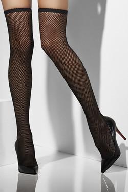 Kousen Net Zwart