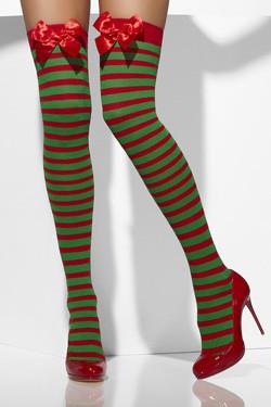 Kousen Stripy Elf