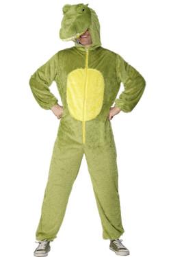Krokodillen kostuums SM