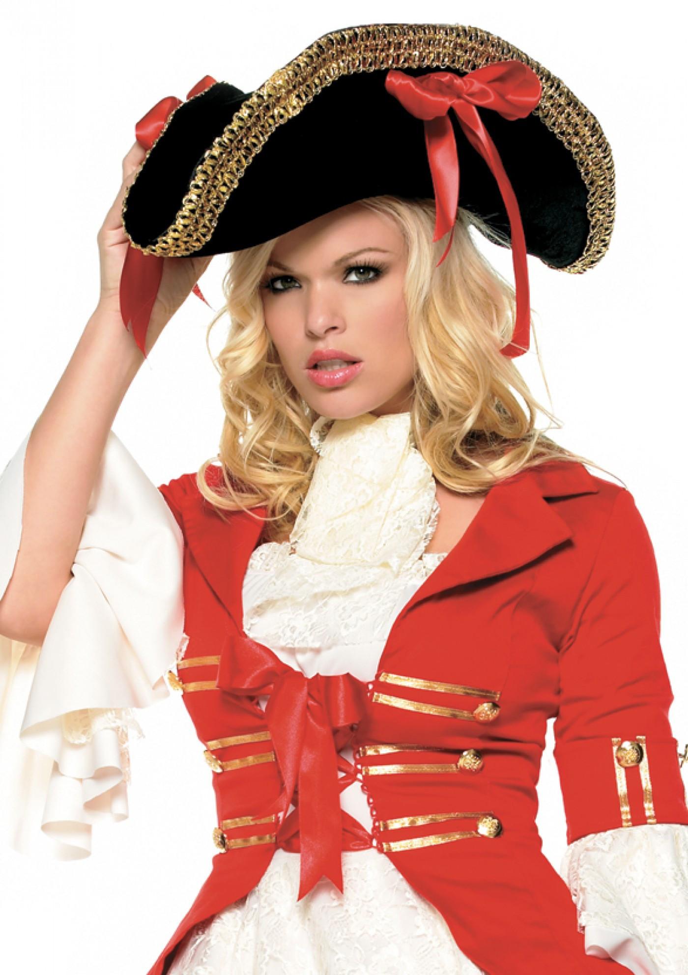 LA piraat Hoed