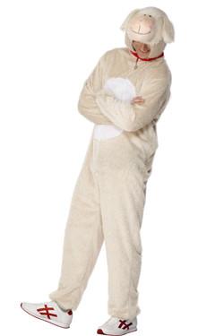 Lammetje kostuum