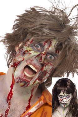 Zombie Latex Make-up