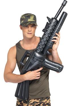 Machine Gun Opblaasbaar
