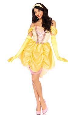Magical Beauty Belle Jurk