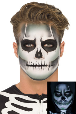Make-up Set Skeleton Glow