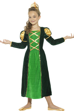 Middeleeuwse Prinses Kids
