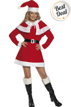 Miss Santa Fleece