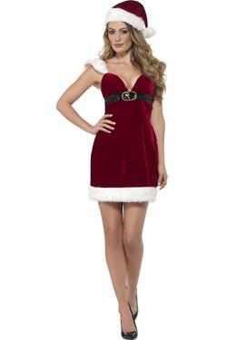 Miss Santa Lady