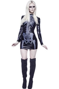 Miss Whiplash Skeleton