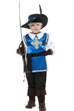 Musketier Kostuum Kids