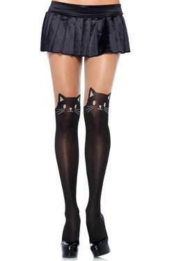 Panty Black Cat