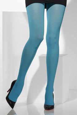 Panty Blauw