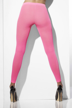 Panty Legging Neon Pink