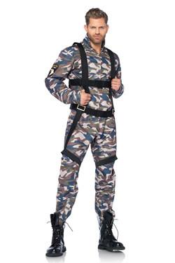 Paratrooper Man