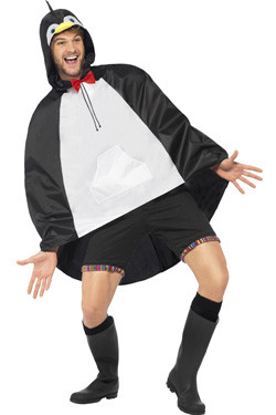 Party Poncho Penguin