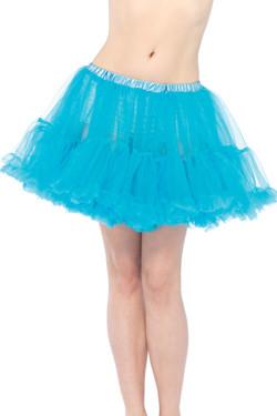 Petticoat deluxe turquoise