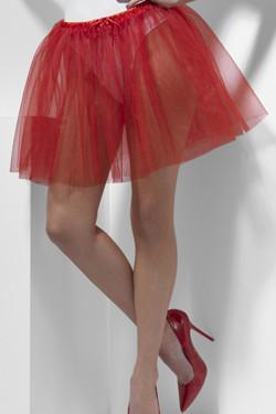 Petticoat Rood Langer (34cm)