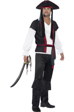 Piraat Aye Aye Captain