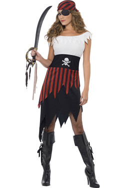 Piraat Wench