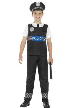 Politie Kostuum Kids