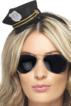 Politie Mini Hoedje