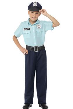 Politieagent Kostuum Kids